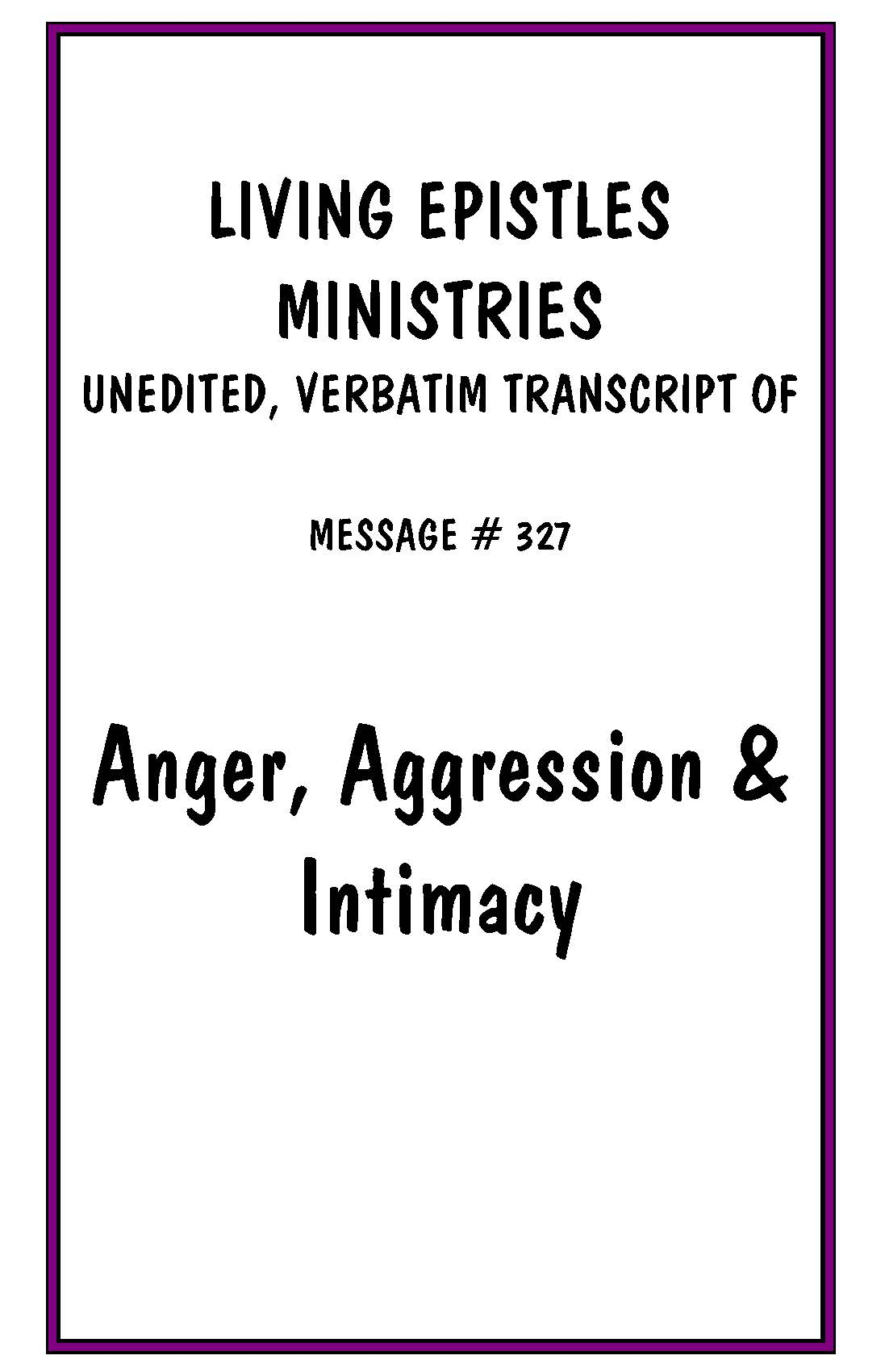 AngerAggressionAndIntimacy.LEM.327.050616.Cover