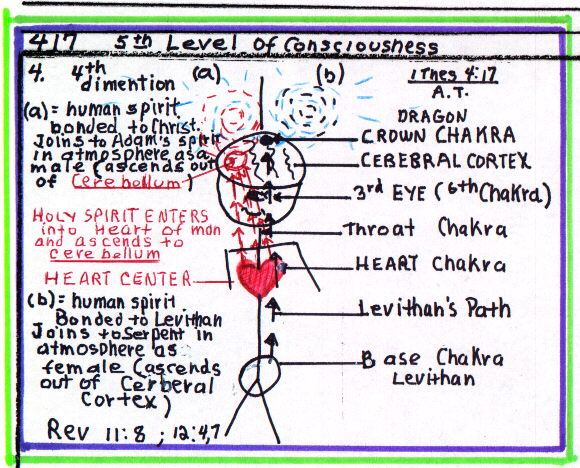 L.417.4.M.FIFTH LEVEL OF CONSCIOUSNESS