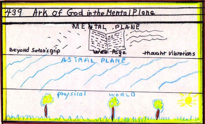 L.439.1.M.ARK OF GOD IN THE MENTAL PLANE