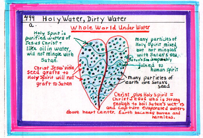 L.499.1.M.HOLY WATER DIRTY WATER